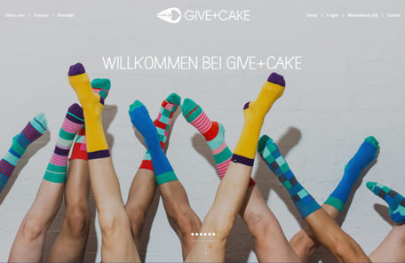 Give & Cake
