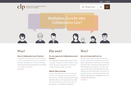 Collaborative Law & Practice Schweiz