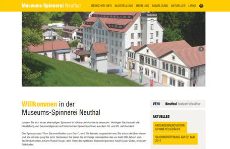 Museums-Spinnerei Neuthal